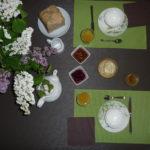 petit déjeuner Ferme du Buisson chambre d'hôte Briare