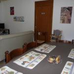 salle d'accueil Le Buisson chambre d'hôtes à Briare