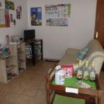 salle d'accueil le Buisson chambres d'hôtes à Briare