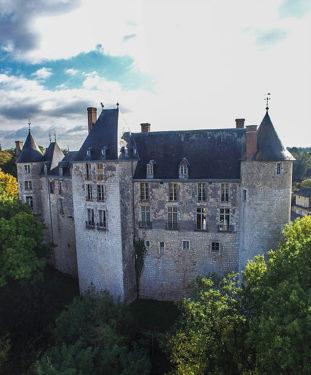 château de St Brisson - Le Buisson chambres hôtes Briare