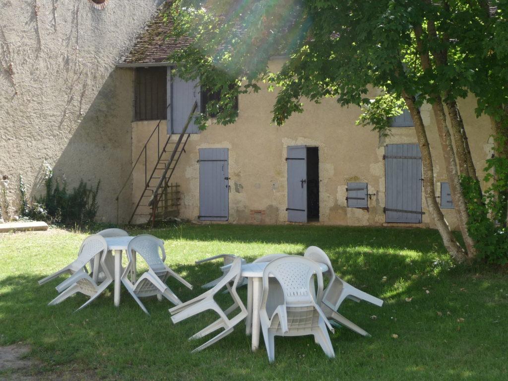 environnement Ferme du Buisson chambre d'hôte gîtes meublés Briare