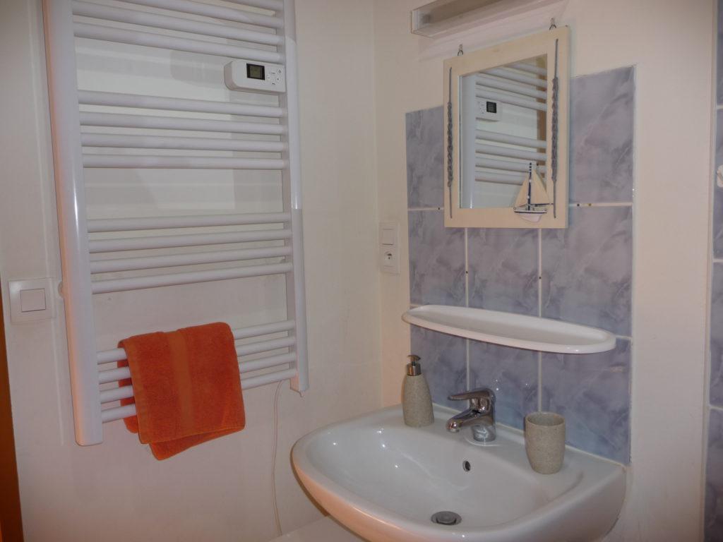 salle de bain La Poudre d'Escampette - Le Buisson Briare