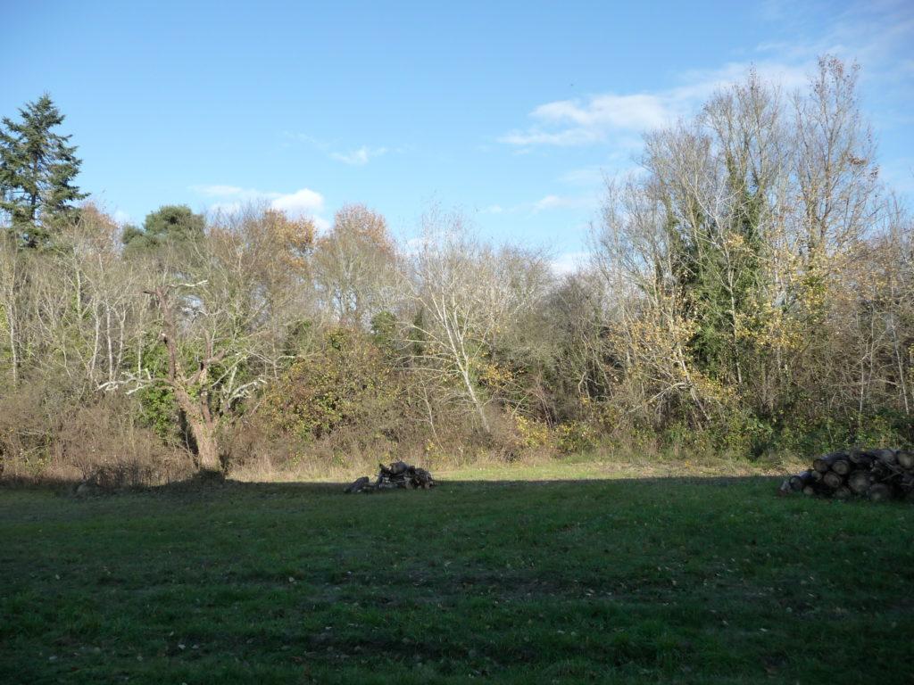 vue arrière La Poudre d'Escampette - Le Buisson Briare